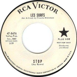LES SURFS - 64 A