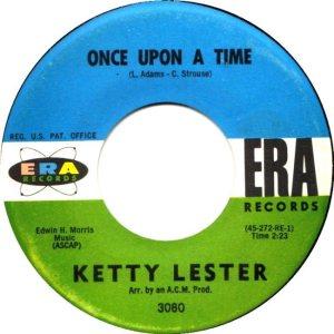 LESTER KITTY 62 B