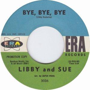 LIBBY SUE - 61 B