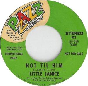LITTLE JANICE 69 A
