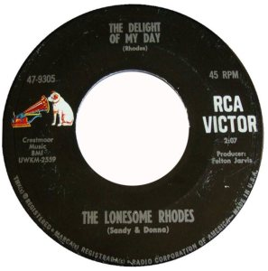 LONESOME RHODES - 66 A