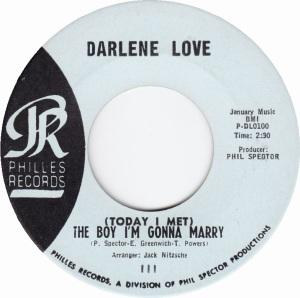 LOVE DARLENE - 63 A
