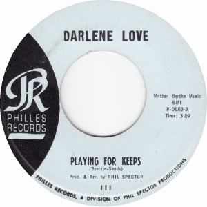 LOVE DARLENE - 63 B