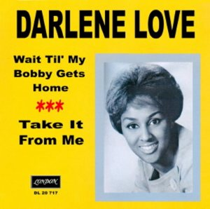 LOVE DARLENE - 63 GER