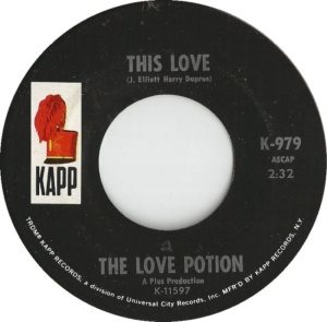 LOVE POTION 69 A KAPP