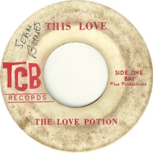 LOVE POTIONS TCB 69 A
