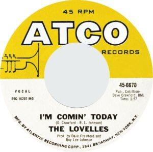 LOVELLES - 69 A