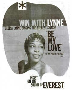 Lynne, Gloria - 01-60 - Be My Love