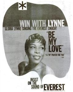 Lynne, Gloria - 01-60 - Be My Love