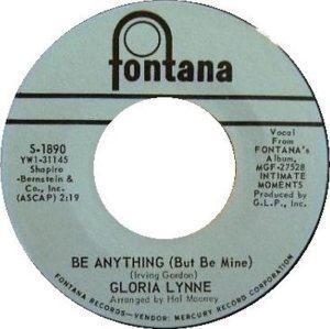 LYNNE GLORIA 64 B