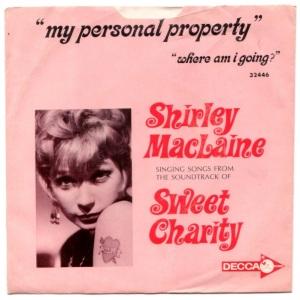 MACLAINE SHIRLEY 69 A