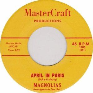MAGNOLIAS - 61 A