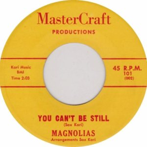 MAGNOLIAS - 61 B