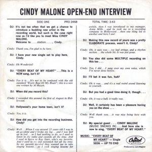 MALONE CINDY 63 A