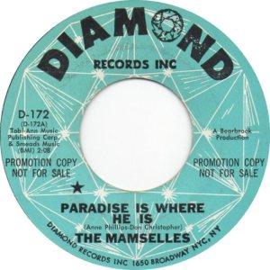 MAMSELLES - 65 A