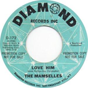 MAMSELLES - 65 B