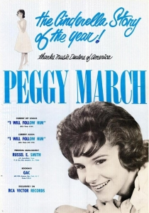 March, Little Peggy - 07-63 - I Will Follow Him
