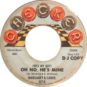 MARGARET & CAROL - 64 A