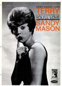 Mason, Sandy - 10-65 - Terry