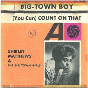 MATTHEWS SHIRLEY 64 SWE