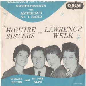 MCGUIRE SISTERS - 56 A