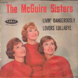 MCGUIRE SISTERS - 59 A