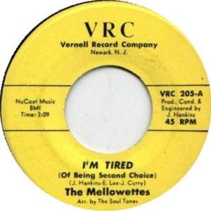 MELLOWETTES - 60S A