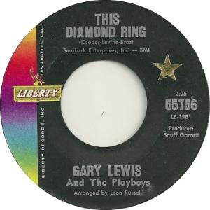 MEMORY - GARY LEWIS A