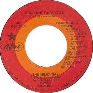 MILKY WAY - 69 A