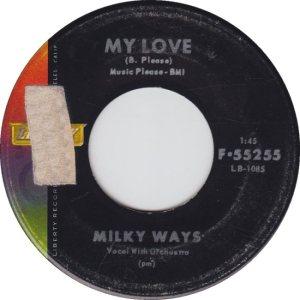 MILKY WAYS - 60 B