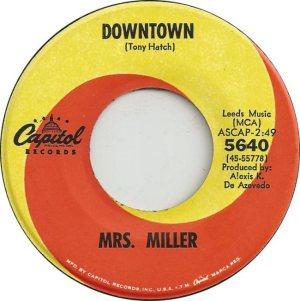 MILLER MRS 66 A