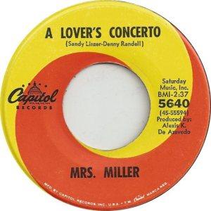 MILLER MRS 66 B