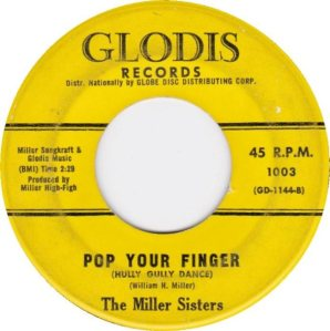 MILLER SISTERS - GLODIS A