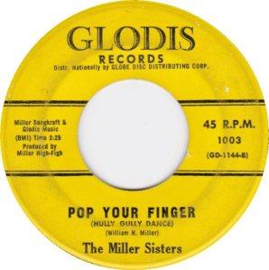 MILLER SISTERS - GLODIS A