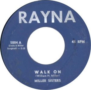 MILLER SISTERS - RAY 62
