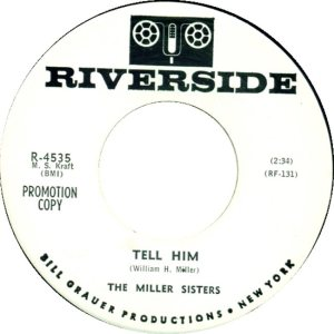 MILLER SISTERS - RIV A
