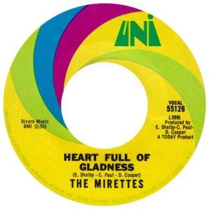 MIRETTES - 69 B