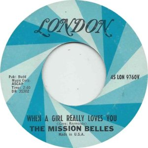 MISSION BELLES - 65 B