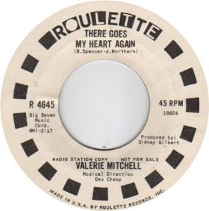 MITCHELL VALERIE - 65 B