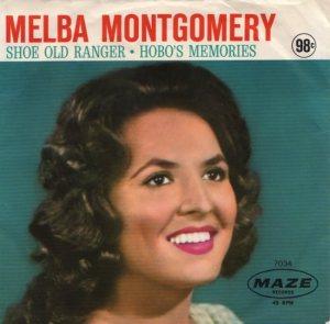 MONTGOMERY MELBA 60S A