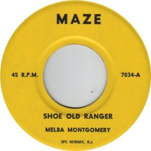 MONTGOMERY MELBA 60S B