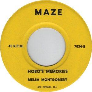 MONTGOMERY MELBA 60S C