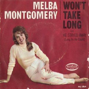 MONTGOMERY MELBA 66 A