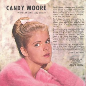 MOORE CANDY - 62 B