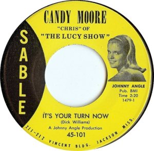 MOORE CANDY - 62 C