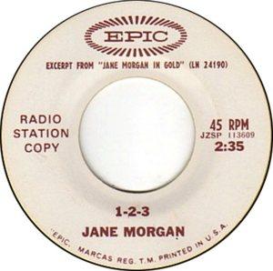 MORGAN JANE 66 C
