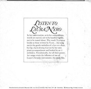 NYRO LAURA 68 D