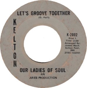 OUR LADIES SOUL - 69 A