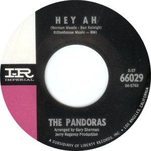 PANDORAS - 64 A