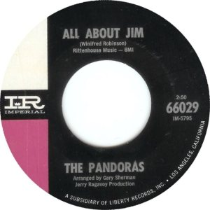 PANDORAS - 64 B